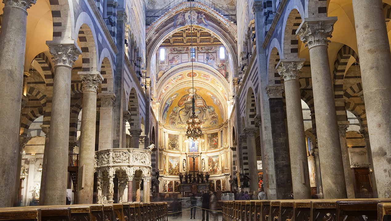 Things to do in Pisa, the tower and the cathedral   Alitalia Discover Italy