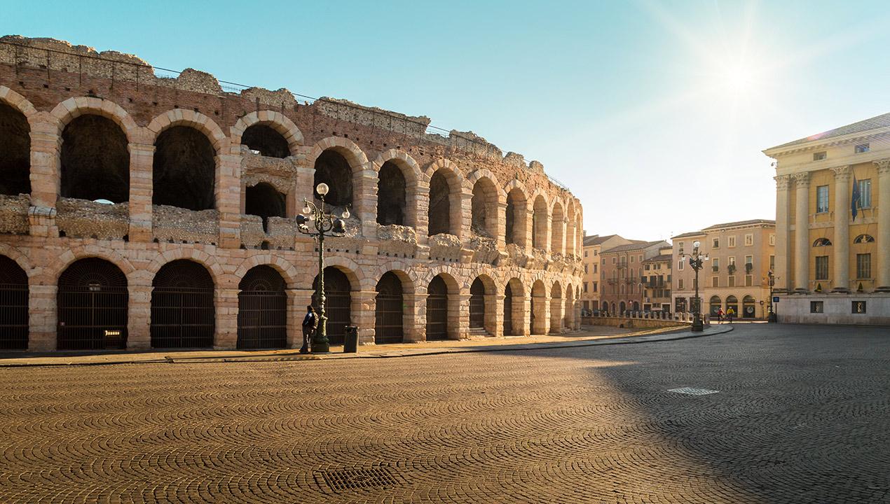 Temples of Verona. Part I 77