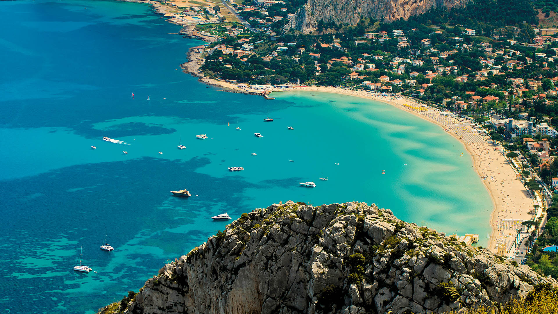 The 5 Most Beautiful Beaches Near Palermo Alitalia Discover Italy