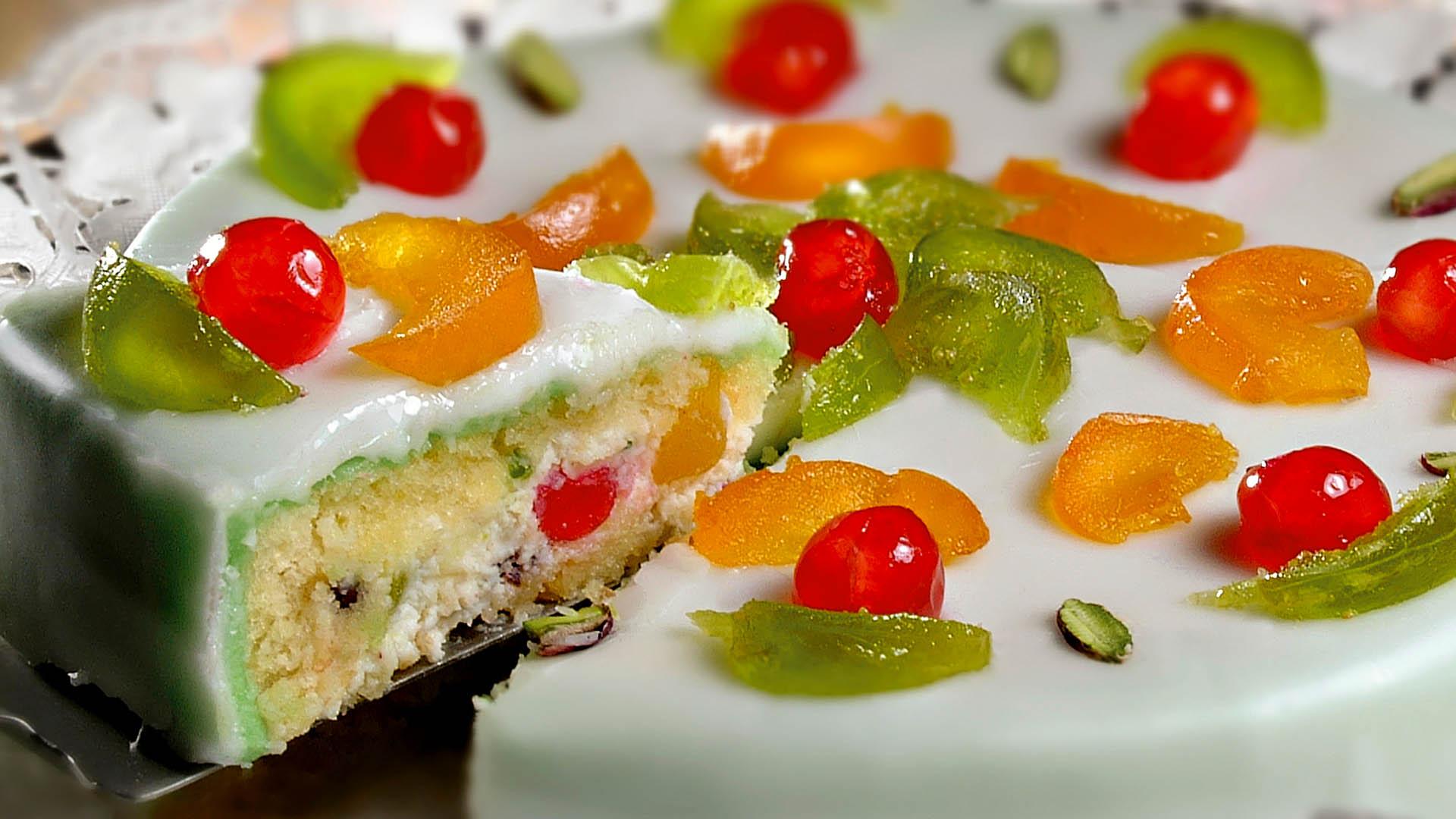 sicilian cassata cake recipe the authentic one