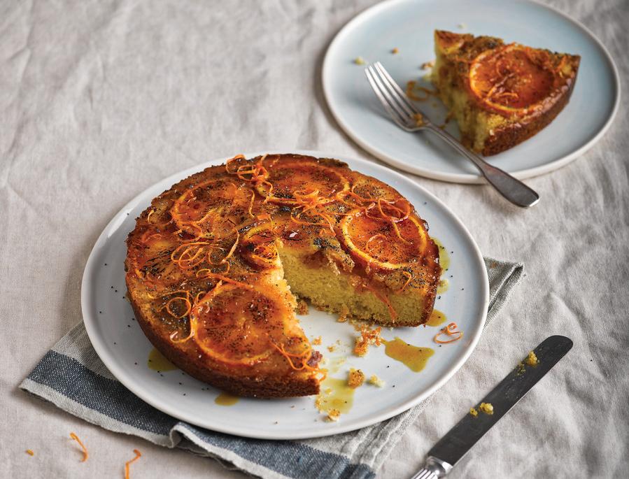 Orangen-Kuchen | Kenwood Club