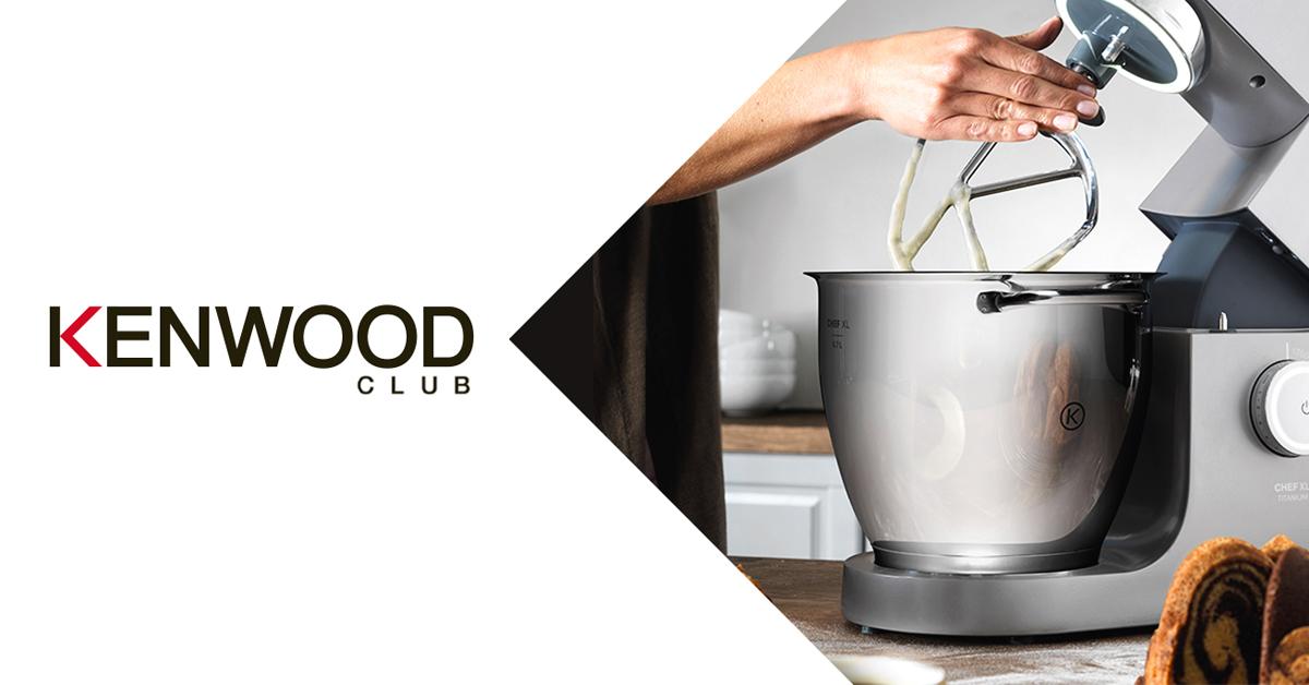 Kenwoodclub Délicieuses Recettes Pour Robots De Cuisine Kenwood